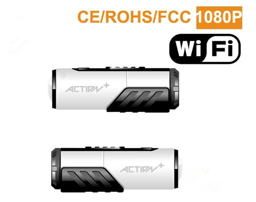 FULL HD 1080P Camhawk Action Camera With WIFI